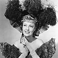 Bitter Sweet, Jeanette Macdonald, 1940 by Everett