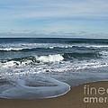 Winter Beach  by Eunice Miller