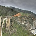 Bixby Bridge by Jane Linders