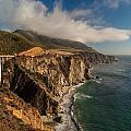 Bixby Coastal Drive by Mike Reid
