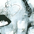 Black And White #1 by Jane Davies