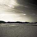 Black And White Beach by Ozeias Santana