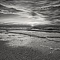 Black And White Sunset by Eyzen M Kim