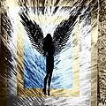 Black Angel by Angela Parszyk