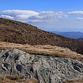 Black Balsam Knob-north Carolina by Mountains to the Sea Photo