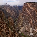 Black Canyon Of The Gunnison by Kelly Black