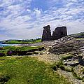 Black Castle Panorama by Mihai Medves