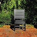 Black Chair Trio by Catherine Ratliff