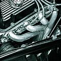 Black Cobra - Ford Cobra Engines by Steven Milner