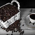 Black Coffee by Jon Gretarsson