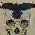 Black Crow by Michael Creese