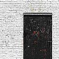 Black Door by K Hines
