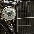 Black Ford Rod by Ron Roberts
