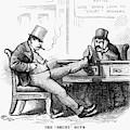 Black Friday Cartoon, 1873 by Granger