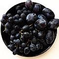 Black Fruits by Sophia Rishkiene
