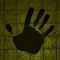 Black Hand Yellow by Rob Hans