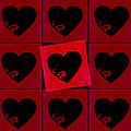 Black Hearts by Steve Ball