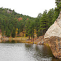 Black Hills Lake by Mary Carol Story