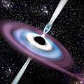 Black Hole 1a by Marc Ward