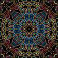 Black Light 7 by Wendy J St Christopher