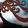 Black Magic Woman by Jolanta Anna Karolska