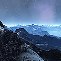 Black Mountain by Judi Suni Hall