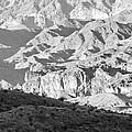 Black Mountains Of Arizona by Tim Richards