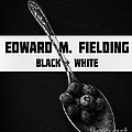Black Plus White Book Cover by Edward Fielding