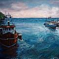 Black River 2 by Ewan  McAnuff