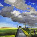 Black Road by Chuck Hayden
