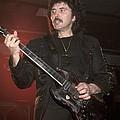 Black Sabbath - Tony Iommi by Concert Photos