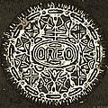Black Sepia Oreo by Rob Hans