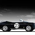 Black Speedster by Douglas Pittman