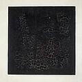 Black Square by Kazimir Malevich