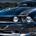 Black Truefiber Mustang by Tommy Anderson