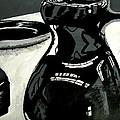 Black Vase by Troy Howard