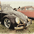 Black Vw by Steve McKinzie