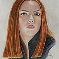 Black Widow by Christine Jepsen