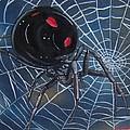 Black Widow by Debbie LaFrance