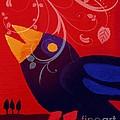 Blackbird by Lutz Baar