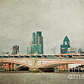 Blackfriars Bridge by Violet Gray
