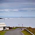 Blackrock Lighthouse, Off Rosses Point by Panoramic Images