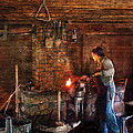 Blacksmith - Cooking With The Smith's  by Mike Savad