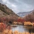 Blacksmith Fork Canyon by Gina Herbert