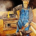 Blacksmith by John Ahrens