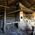 Blacksmiths Workshop Interiror by Torbjorn Swenelius