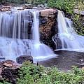 Blackwater Falls by Gordon Elwell