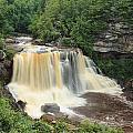 Blackwater River Falls West Virginia by Carol VanDyke