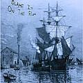 Blame It On The Rum Schooner by John Stephens