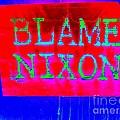 Blame Nixon by Ed Weidman